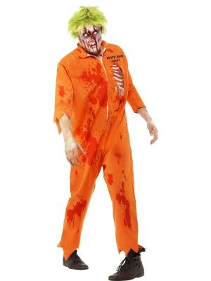 Zombiju noziedznieka kostīms