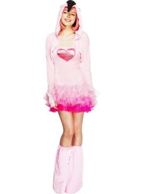 Flamingo Tutu Dress