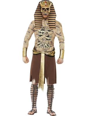 Zombija Faraona kostīms