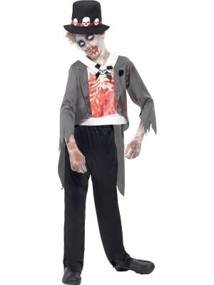Zombija līgavaiņa kostīms