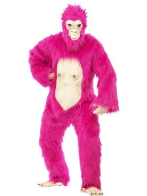 Gorillas kostīms (sieviešu / vīriešu)