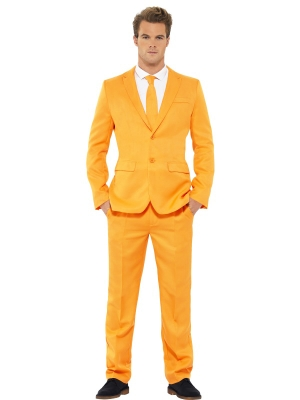 Oranžs kostīms