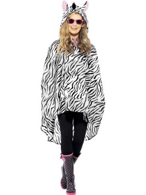 Zebras lietusmētelis
