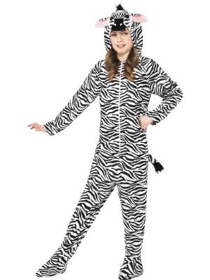 Zebras kostīms