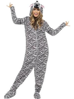 Zebra Costume (men / women)
