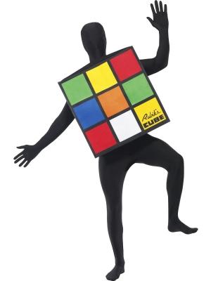 Rubika kuba kostīms