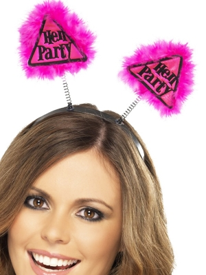 Hen Party Headband