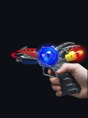 Supersonic Ray Gun