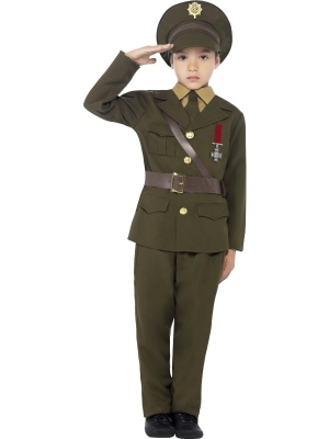 Army Officer Costum
