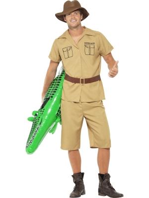 Safari darbinieka kostīms