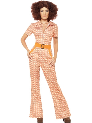 Authentic 70`s Chic Costume