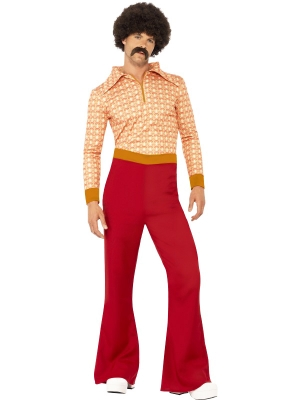 Authentic 70`s Guy Costume
