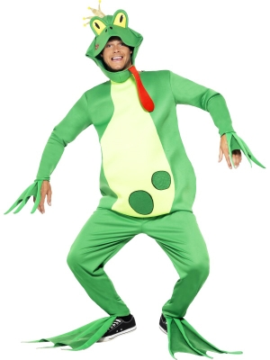 Frog Prince Costume (men / women)