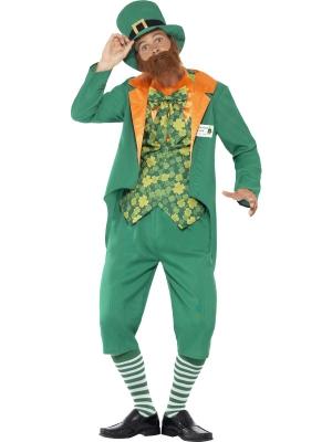Sheamus Craic Costume with Jacket, Mock Waistcoat