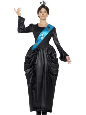 Karalienes Viktorijas kostīms