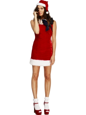 Fever Miss Santa Cutie Costume
