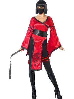 Shadow Warrior Costume