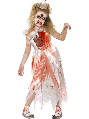 Zombie Sleeping Princess Costume