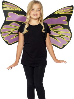 Glow In The Dark Wings