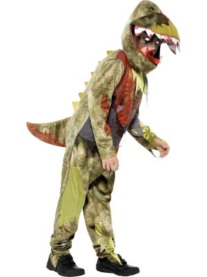 Костюм мертвого динозавра