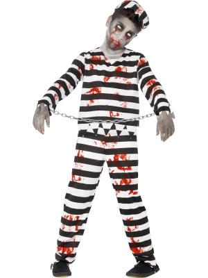 Zombija noziedznieka kostīms