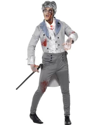 Костюм зомби джентельмен