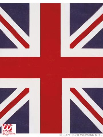 Bandana Lielbritānijas karogs, 55x55 cm
