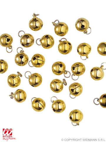 DECORATIVE BELLS, Ø 15 mm