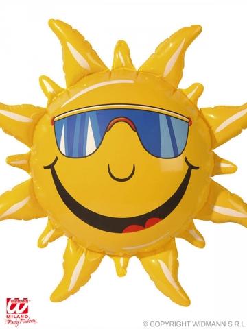 Piepūšama saule, 60 cm