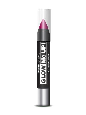 UV grima zīmulis, rozā, 3 gr