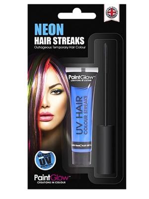 UV matu krāsa, zila, 15 ml
