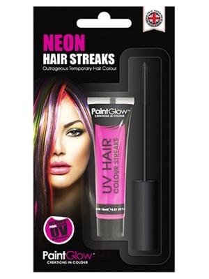 UV matu krāsa, rozā, 15 ml