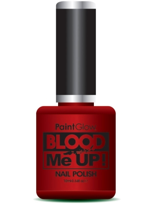 Nail Polish, red, 10 ml
