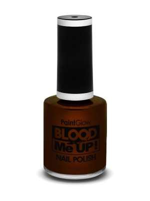 Nail Polish, Dark Red, 10 ml