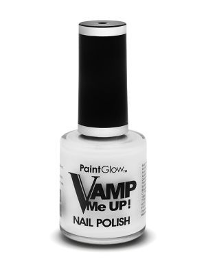 Nail Polish, white, 10 ml