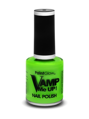 Nail Polish, green, 10 ml