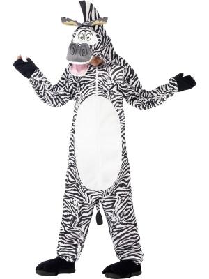 Madagaskaras zebras kostīms