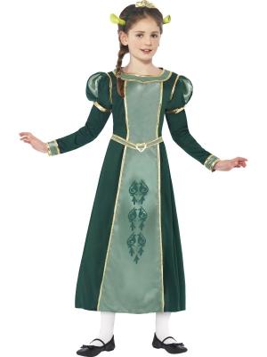 Princeses Fionas kostīms
