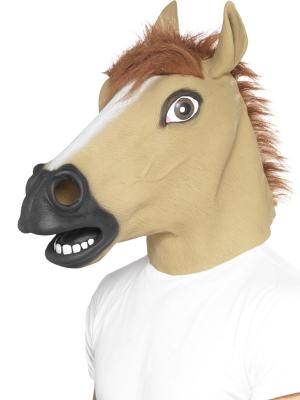 Zirga maska