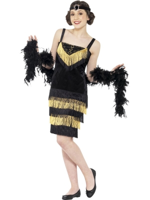 Flapper Girl Costume