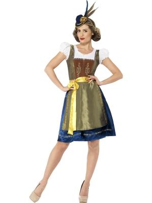 Bavarietes Heidijas kostīms