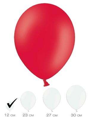 100 gab, Magoņu sarkans, pasteļtonis, 12 cm