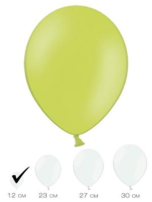 100 gab, Laima zaļš, pasteļtonis, 12 cm
