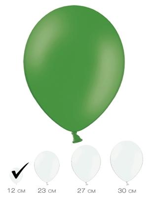 100 gab, Smaragda zaļš, pasteļtonis, 12 cm