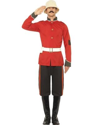 Būru  karavīra kostīms