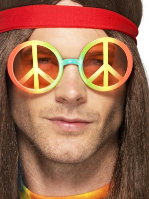 Hipiju stila brilles