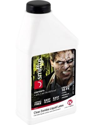 Lateksa šķidrums, balts,  473.17 ml