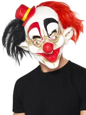 Briesmīgā klauna maska
