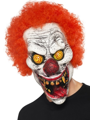 Twisted Clown Mask