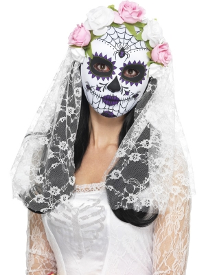 Mirušo dienas līgavas maska
